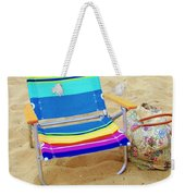 Beach Attire Weekender Tote Bag