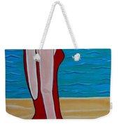 Beach Babe Weekender Tote Bag