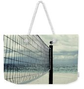 Beach Bird Weekender Tote Bag