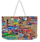 Beach Blanket Bingo Weekender Tote Bag