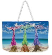 Beach Bliss Buddies Weekender Tote Bag