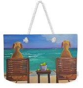 Beach Blondes Weekender Tote Bag