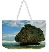 Beach Boulder Weekender Tote Bag