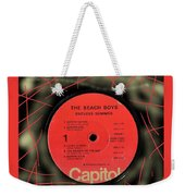 Beach Boys Endless Summer Lp Label Weekender Tote Bag