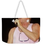 Beach Boys Mike Love Weekender Tote Bag