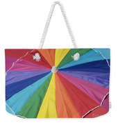 Beach Brolly Weekender Tote Bag