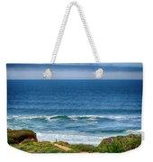 Beach Cloud Streak Weekender Tote Bag