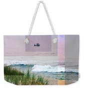 Beach Collage 3 Weekender Tote Bag