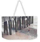 Beach Combing Weekender Tote Bag
