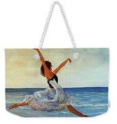 Beach Dancer Weekender Tote Bag