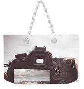 Beach Digital Photography Weekender Tote Bag