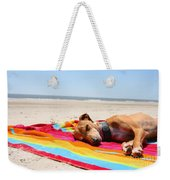Beach Dreams Are Made Of These Weekender Tote Bag