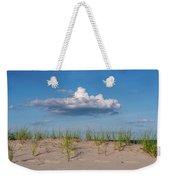 Beach Dune Clouds Jersey Shore Weekender Tote Bag
