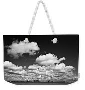 Beach Far And Wide Weekender Tote Bag