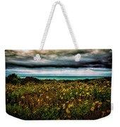 Beach Flowers Weekender Tote Bag