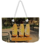 Beach Furniture Weekender Tote Bag