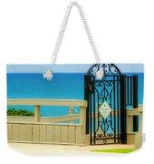 Beach Gate Weekender Tote Bag