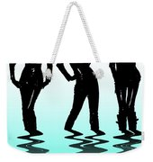 Beach Girls Weekender Tote Bag