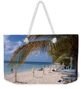 Beach Grand Turk Weekender Tote Bag