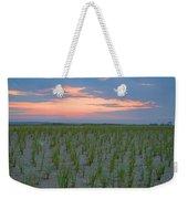 Beach Grass Farm Weekender Tote Bag
