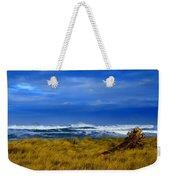 Beach Grass Weekender Tote Bag