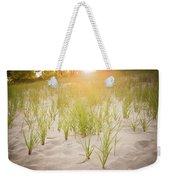 Beach Grasses Number 3 Weekender Tote Bag