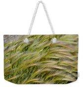 Beach Grasses Weekender Tote Bag