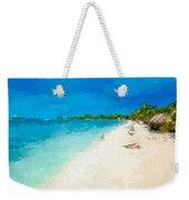 Beach Holiday  Weekender Tote Bag