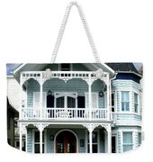 Beach House Panel 1 From Triptych Weekender Tote Bag