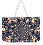 Beach Kaleidoscope Weekender Tote Bag