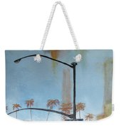 Beach Lights Weekender Tote Bag