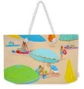 Beach Living Weekender Tote Bag