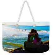Beach Magic Weekender Tote Bag