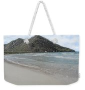 Beach Mountain Clouds Weekender Tote Bag