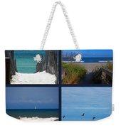 Beach Multiples Weekender Tote Bag