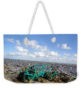 Beach Net Weekender Tote Bag