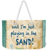 Beach Notes-jp3762 Weekender Tote Bag