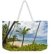Beach On Maui 23 Weekender Tote Bag