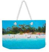 Beach Painting All Summer Long Weekender Tote Bag