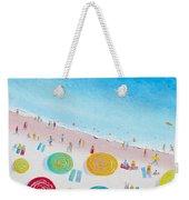 Beach Painting - Beach Bliss Weekender Tote Bag