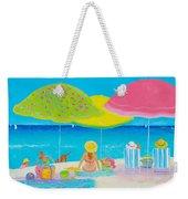 Beach Painting - Beach Life Weekender Tote Bag