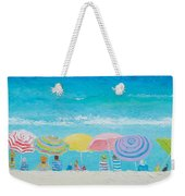 Beach Painting - Color Of Summer Weekender Tote Bag