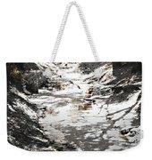 Beach Park Storm Drain Weekender Tote Bag