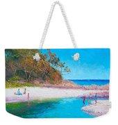 Beach Picnic Weekender Tote Bag
