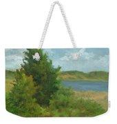 Beach Pines Weekender Tote Bag