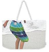 Beach Play Time Weekender Tote Bag