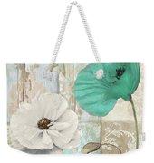 Beach Poppies Iv Weekender Tote Bag