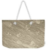Beach Prints Weekender Tote Bag