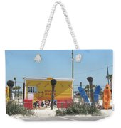 Beach Rentals Weekender Tote Bag