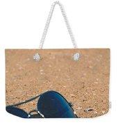 Beach Retro Weekender Tote Bag
